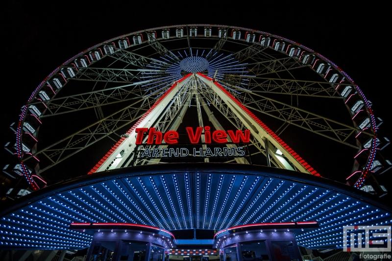 Te Koop | Het reuzenrad The View in Rotterdam tijdens Rotterdam viert de stad