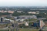 Te Koop | Een luchtfoto van het Feyenoord Stadion De Kuip in Rotterdam-Zuid