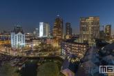 Te Koop | De Oudehaven in het Witte Huis in Rotterdam by Night
