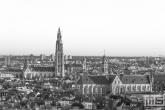 Te Koop | De Onze Lieve Vrouwekathedraal in Antwerpen als luchtfoto