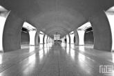 Het metrostation Rakoczi Tér in Budapest