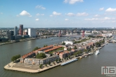 Te Koop | Het uitzicht op het Noordereiland in Rotterdam