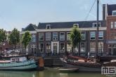 Het Burgerweeshuis in Delfshaven in Rotterdam tijdens de Open Monumentendag