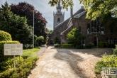 De Grote Kerk in Rotterdam Overschie tijdens de Open Monumentendag