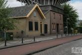 Molen De Hoop van het Molenkomplex Kralingen in Rotterdam tijdens de Open Monumentendag