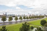 De skyline van Rotterdam tijdens de Open Monumentendag