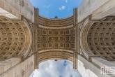 Te Koop | De Arc du Triomphe plafond in Parijs