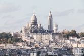 Te Koop | De Scare Coeur in Parijs vanuit Parc des Buttes