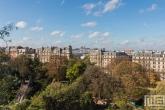 Te Koop | Parc des Buttes met uitzicht op de Sacre Coeur in Parijs