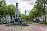 Te Koop | De Wilhelminafontein op het Noordereiland in Rotterdam
