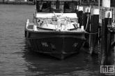 De waterpolitie P93 in Dordt in Stoom in Dordrecht