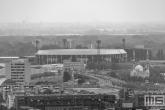 Te Koop | Het Feyenoord Stadion De Kuip in Rotterdam vanuit de lucht