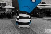 De Tim Burton Balloon Box in Prague