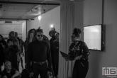 Een optreden tijdens Museumnacht010 in Rotterdam in het NAI Rotterdam