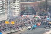 De start van de Marathon Rotterdam 2019 door De start van de Marathon Rotterdam 2019 door Burgemeester Aboutaleb