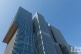 Vertical City De Rotterdam op de Wilhelminapier in Rotterdam