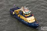 De RPA12 van de Port of Rotterdam tijdens de Wereldhavendagen 2019 in Rotterdam
