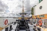 De Castor aan de Parkkade tijdens de Wereldhavendagen 2019 in Rotterdam