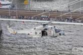 De mariniers tijdens een demonstratie op de Wereldhavendagen 2019 in Rotterdam-2019-rotterdam-helikopter-18353-39