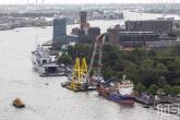 De Parkkade tijdens de Wereldhavendagen 2019 in Rotterdam