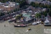 De Veerhaven tijdens de Wereldhavendagen 2019 in Rotterdam