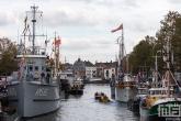 Het nautische festijn de Furieade in Maassluis 2019