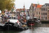 Het nautische festijn de Furieade in Maassluis 2019 met het schip Adriaan