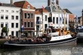 Het nautische festijn de Furieade in Maassluis 2019 met de stoomzeesleper Furie