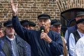Het shantykoor Die Maeze Sanghers uit Maassluis tijdens de Furieade 2019