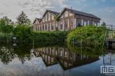 De laatste foto van stoomgemaal 't Hooft van Benthuizen in Puttershoek