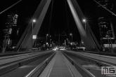 De Erasmusbrug in Rotterdam vanuit een fantastisch standpunt