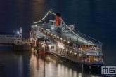 Te Koop | Raderstoomboot De Majesteit in Rotterdam