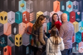 Object Rotterdam 2020 in het HAKA-gebouw in Rotterdam