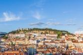 Te Koop | Het kasteel Castelo de São Jorge in Lissabon Stad in Portugal