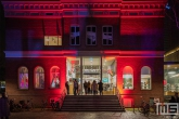 Het Natuurhistorisch Museum in Rotterdam tijdens Museumnacht010 Rotterdam 2020