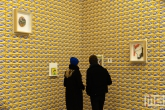 Het Contemporary Art Center in Rotterdam tijdens Museumnacht010 Rotterdam 2020