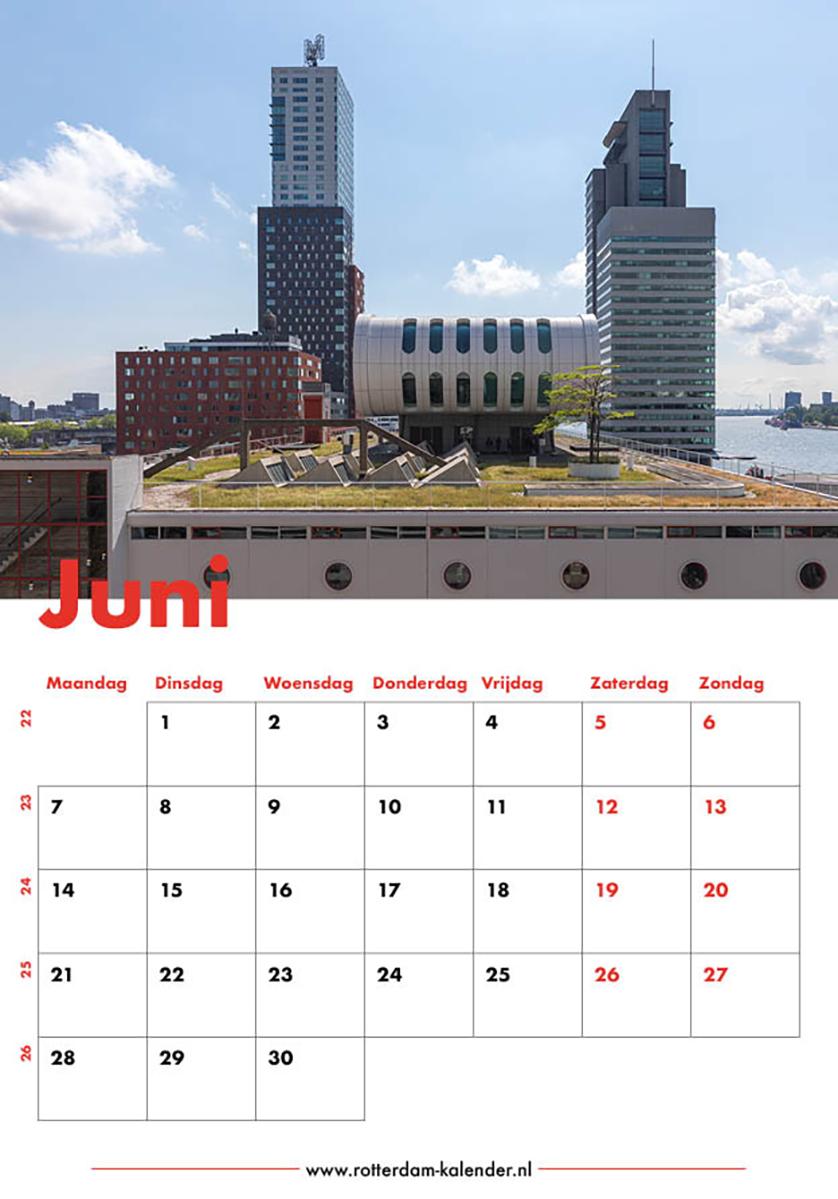 Te Koop | Het groene dak van Las Palmas in Rotterdam