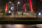 Te Koop | De Willemsbrug in Rotterdam by Night