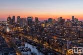 Te Koop | De zonsondergang in Rotterdam Centrum