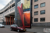 Het Pow! Wow! Rotterdam 2020 Festival met kunstenaar Jan is de Man