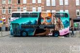 Het Pow! Wow! Rotterdam 2020 Festival met kunstenaar Me Like Painting / Tymon de Laat