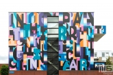 Het Pow! Wow! Rotterdam 2020 Festival met kunstenaar Said Kinos