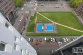Het Pow! Wow! Rotterdam 2020 Festival met kunstenaar Zedz