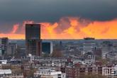 De zonsondergang in het stadscentrum van Rotterdam-stadscentrum-rotterdam-24034-21