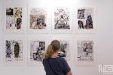 De Art Rotterdam Week 2021 met Huidenclub Rotterdam in het Diepeveen in Rotterdam