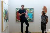 De Art Rotterdam Week 2021 in Rotterdam met een spoken word artiest