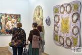 De Art Rotterdam Week 2021 in Rotterdam met touwkunst van textielkunstenaar Joana Schneider