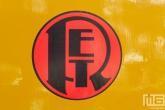 Het Trammuseum Rotterdam van Stichting RoMeO met het oude RET-logo