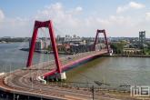 Te Koop | De Willemsbrug tussen Rotterdam Centrum en het Noordereiland