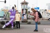 Het Pow! Wow! Rotterdam 2021 in Rotterdam Feijenoord door Pappas Pärlor